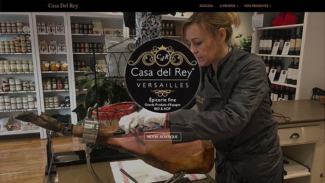 Casa Del Rey - épicerie fine à Versailles
